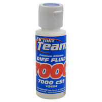 Team Associated Silicone Diff Fluid 7000Cst - Ass5454