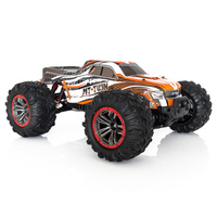 FUNTEK 1/10th Scale 4WD High Speed Monster Truck MT-TWIN - FTK-MT-TWIN