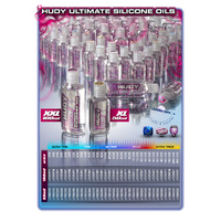 HUDY ULTIMATE SILICONE OIL 6000 CST - 100ML - HD106461