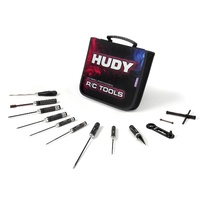 HUDY SET OF TOOLS AND CARRYING BAG - FOR NITRO TC - HD190002