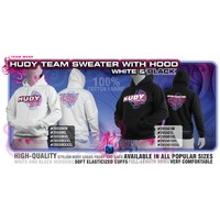 HUDY SWEATER HOODED - BLACK X - HD285501XXXL