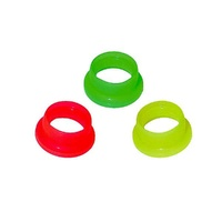 HOBBYTECH silicone exhaust connector for 21 engine (3pcs) - HT-501158