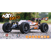 HOBBYTECH SPIRIT NXT EVO EP 4S RTR 1-8th OFFROAD BUGGY - HT-NXT.EVO-4S