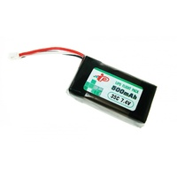 INTELLECT LIPO - 500MAH 7.4V FITS 130X - INTL500-2S-W3X