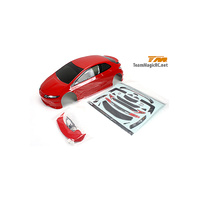 TPR RED 190MM TOURING CAR BODY - MG503367RA