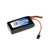 IMPACT LI-FE BATTERY 1800MAH/6.6V 4C FLAT SIZE FOR TX & RX - MR-MFE-RF1800FD