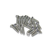 MUCH MORE 3X6 FLAT HEAD STAINLESS SCREW - MR-MSF-036