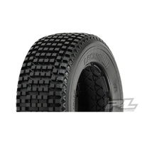 PROLINE LOCKDOWN S2 1:5TH OFFROAD TIRE - NO FOAM 2PCS - PR10117-202
