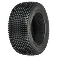 PROLINE FUGITIVE S2 1-5TH TYRES 2PCS SUIT BAJA RR AND 5SC 5IVE-T FR-RR - PR10143-202