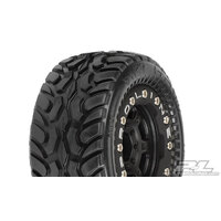 PROLINE DIRT HAWG TYRES MOUTED ON TITUS SUIT MINI-REVO 2PCS - PR1071-13