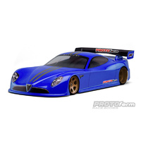 PROTOFORM SOPHIA GT L/W PAN CAR CLEAR BODY 200MM - PR1502-25