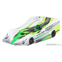 PROTOFORM PROTOFORM P909 L/W 1-8TH ON-ROAD CLEAR BODY - PR1504-30