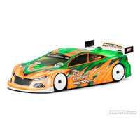 PROTOFORM D9 190MM X-LIGHT WEIGHT CLEAR TOURING CAR BODY - PR1564-20