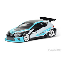PROTOFORM EUROPA M-CHASSIS CLEAR BODY FWD CLASS - PR1567-25
