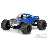 PROLINE CHEVY PICK UP 1980 CLEAR BODY FITS REVO 3.3 MGT GENESIS - PR3248-00