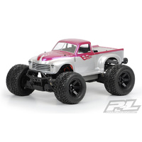 PROLINE CHEVY EARLY 50S PICK UP CLEAR BODY FITS TRAXXAS STAMPEDE - PR3255-00