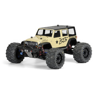 PROLINE JEEP WRANGLER UNLIMITED RUBICON CLEAR BODY - PR3405-00