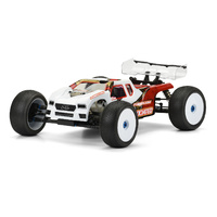 PROLINE RC8T3 PRO-LINE ENFORCER CLEAR BODY - PR3462-00