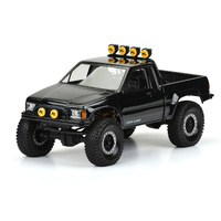 PROLINE 1985 TOYTOA HILUX SR5 CLEAR BODY - CAB AND BED 313MM WHEELBASE - PR3466-00