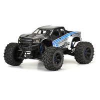 PROLINE 2017 FORD F150 RAPTOR CLEAR BODY FOR X-MAXX - PRE CUT - PR3482-17