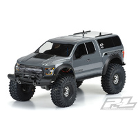 "2017 FORD F-150 RAPTOR CLEAR BODY FOR 12.8"" WHEELBASE TRX-4  - PR3509-00"