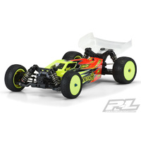 PROLINE ELITE LIGHT WEIGHT CLEAR BODY FOR TEKNO EB410 - PR3511-25