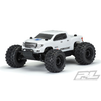 PROLINE PRE-CUT BRUTE BASH ARMOR BODY WHITE FOR STAMPEDE 4X4 - PR3518-15
