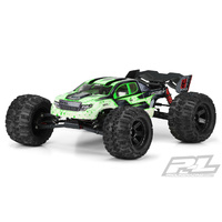 PROLINE BRUTE CLEAR BODY FOR ARRMA KRATON - PR3521-00