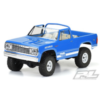 1977 DODGE RAMCHARGE CLEAR BODY FOR (313MM) CRAWLERS - PR3525-00
