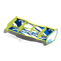 PROLINE TRIFECTA 1-8TH OFFROAD WING - YELLOW - PR6249-02