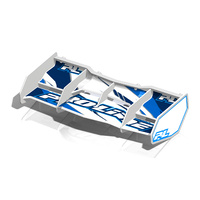 PROLINE TRIFECTA 1-8TH OFFROAD WING - WHITE - PR6249-04