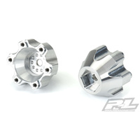PROLINE 6x30 to 14MM ALUMINIUM HEX ADAPTERS FOR 6X30 2.8INCH WHEELS - PR6346-00