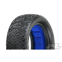 "PROLINE Resistor 2.2"" 4WD S4 (Super Soft) Off-Road Buggy Front Tires (2) (with closed cell foam) - PR8289-204"