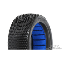 HOLE SHOT 2.0 S4 (SUPER SOFT) OFF-ROAD 1:8 BUGGY TIRES (2) FOR FRONT OR REAR - PR9041-204