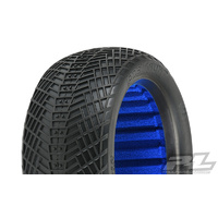 "POSITRON VTR 4.0"" M4 (SUPER SOFT) OFF-ROAD 1:8 TRUCK TIRES (2) FOR FRONT OR REAR - PR9065-03"
