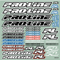 TEAM DECAL BULK - PR9915-89