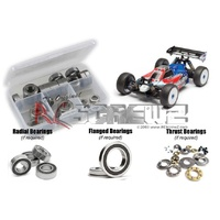 RC8B3E RUBBER BEARING KIT - RCASS072R