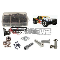 LOSI TEN-SCTE 4WD STAINLESS STEEL SCREW KIT - RCLOS061