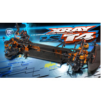 XRAY T4 2015 TOURING CAR KIT  - XY300021