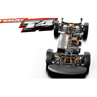 XRAY T4 - 2019 SPECS - 1/10 LUXURY ELECTRIC TOURING CAR KIT - XY300025