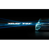 XRAY T4F - 2019 SPECS - 1/10 LUXURY ELECTRIC FONT WHEEL DRIVE TOURING CAR KIT - XY300200