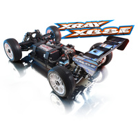 XRAY XB8E - 2015 CAR KIT - XY350152