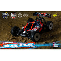 XRAY XB8E - 2019 SPECS - 1/8TH LUXURY ELECTRIC OFF-ROAD CAR KIT - XY350156