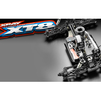 XRAY XT8 - 1-8TH OFFROAD GP TRUGGY - XY350203