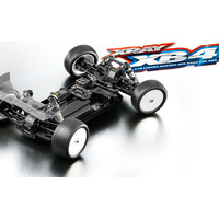 XRAY XB4 - 2018 SPECS - 4WD 1/10 ELECTRIC OFF-ROAD CAR - XY360005