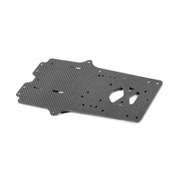 XRAY X1215 CHASSIS - 2.5MM GRAPHIT