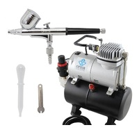 Airbrushes - Compressors & Paints